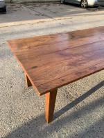 Elm Farmhouse Table 301cm (8 of 11)