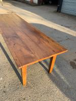 Elm Farmhouse Table 301cm (10 of 11)