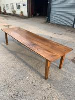 Elm Farmhouse Table 301cm (11 of 11)