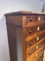 Tall Narrow Chest of Drawers (3 of 13)