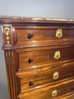 Tall Narrow Chest of Drawers (4 of 13)