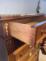 Tall Narrow Chest of Drawers (6 of 13)