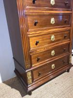 Tall Narrow Chest of Drawers (8 of 13)