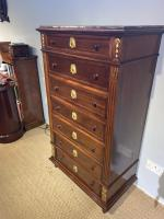 Tall Narrow Chest of Drawers (9 of 13)