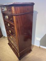 Tall Narrow Chest of Drawers (11 of 13)