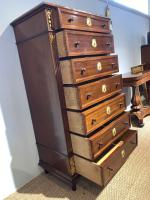 Tall Narrow Chest of Drawers (13 of 13)