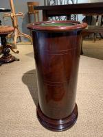 Victorian Mahogany Stick Stand / Umbrella Stand