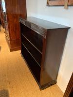 Edwardian Mahogany Bookcase (4 of 7)