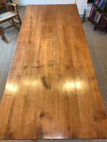 Cherry Wood Farm Table c.1860 (9 of 9)