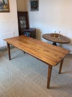 Cherry Wood Farm Table c.1860 (2 of 9)