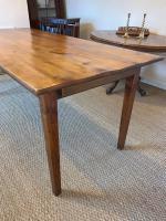 Cherry Wood Farm Table c.1860 (8 of 9)