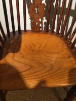 Yew & Elm Windsor Chair c.1910 (7 of 11)