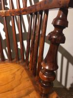 Yew & Elm Windsor Chair c.1910 (11 of 11)