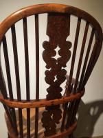 Yew & Elm Windsor Chair c.1910 (4 of 11)