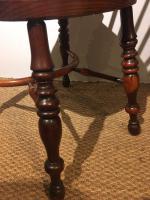 Yew & Elm Windsor Chair c.1910 (3 of 11)