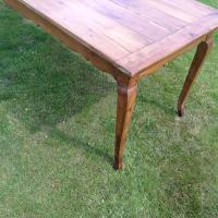Farmhouse Table c.1850 (2 of 2)