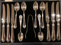 Mappin & Webb Boxed Tea Cutlery (2 of 4)