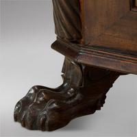 Lovely Irish Mahogany Cellarette 19th Century (5 of 5)