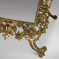 19th Century French Table Mirror (3 of 3)