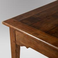 Lovely Fruitwood Topped Farmhouse Table C.1850 (5 of 5)