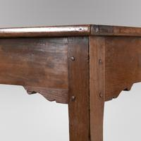 Lovely Fruitwood Topped Farmhouse Table C.1850 (4 of 5)
