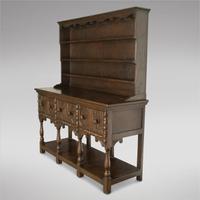 19th Century Welsh Oak Dresser (2 of 4)