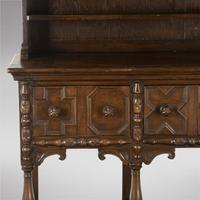 19th Century Welsh Oak Dresser (3 of 4)
