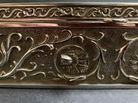 Art Nouveau Style Silver Jewellery Box (6 of 6)
