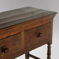 A 19Thc Mahogany Dresser Base (2 of 4)