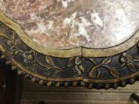 Oriental Marble Top Ornate Table (3 of 7)