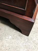 Small Mahogany Chest of Drawers (10 of 10)