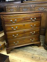Good Mahogany Chest of Drawers (6 of 7)