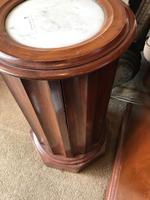 Circular Fluted Pot Cupboard C.1860 (6 of 7)