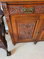 Top Quality Red Walnut Sideboard c.1870 (5 of 6)