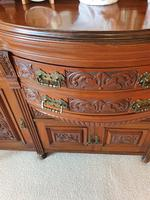 Top Quality Red Walnut Sideboard c.1870 (4 of 6)