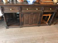 Good Solid Oak Dresser c.1890 (9 of 10)