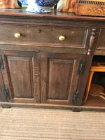 Good Solid Oak Dresser c.1890 (8 of 10)