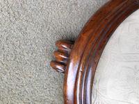 Large Circular Foot Stool c.1870 (4 of 7)
