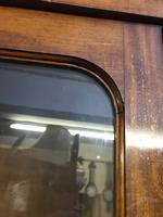 Good Victorian Glazed Bookcase (10 of 12)