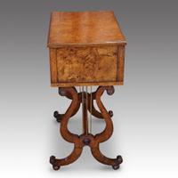 Regency Pollard Oak Work Table (4 of 10)