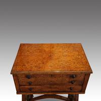 Regency Pollard Oak Work Table (3 of 10)
