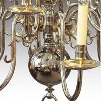 Silver Plated Chandelier (2 of 2)