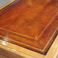 Victorian Oak Partners Desk (7 of 14)