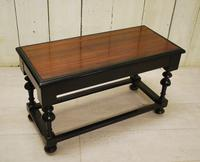 Anglo Indian Colonial Rosewood Coffee Table C.1840