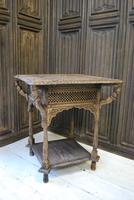 Antique Burmese Side Table c.1900