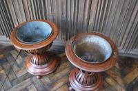 Pair of Mahogany Oyster Buckets / Wine Coolers (4 of 4)