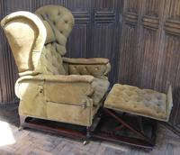 Foots Patent Reclining Chair c.1890 (7 of 9)