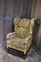 Foots Patent Reclining Chair c.1890 (5 of 9)