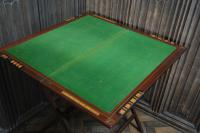Folding Card / Games Table by W.Thornhill London (5 of 6)