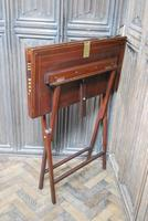 Folding Card / Games Table by W.Thornhill London (6 of 6)